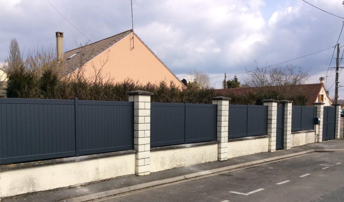 Portails et clôtures