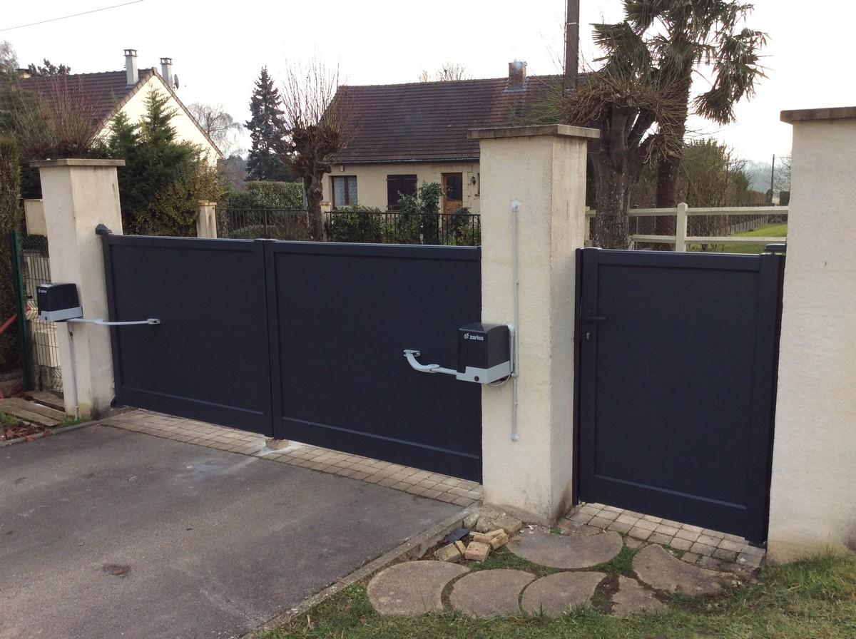 Travaux de portail ou de clôture dans l'Oise 60