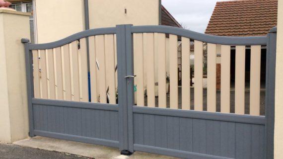 Pose de portail et de clôture dans l'Oise 60