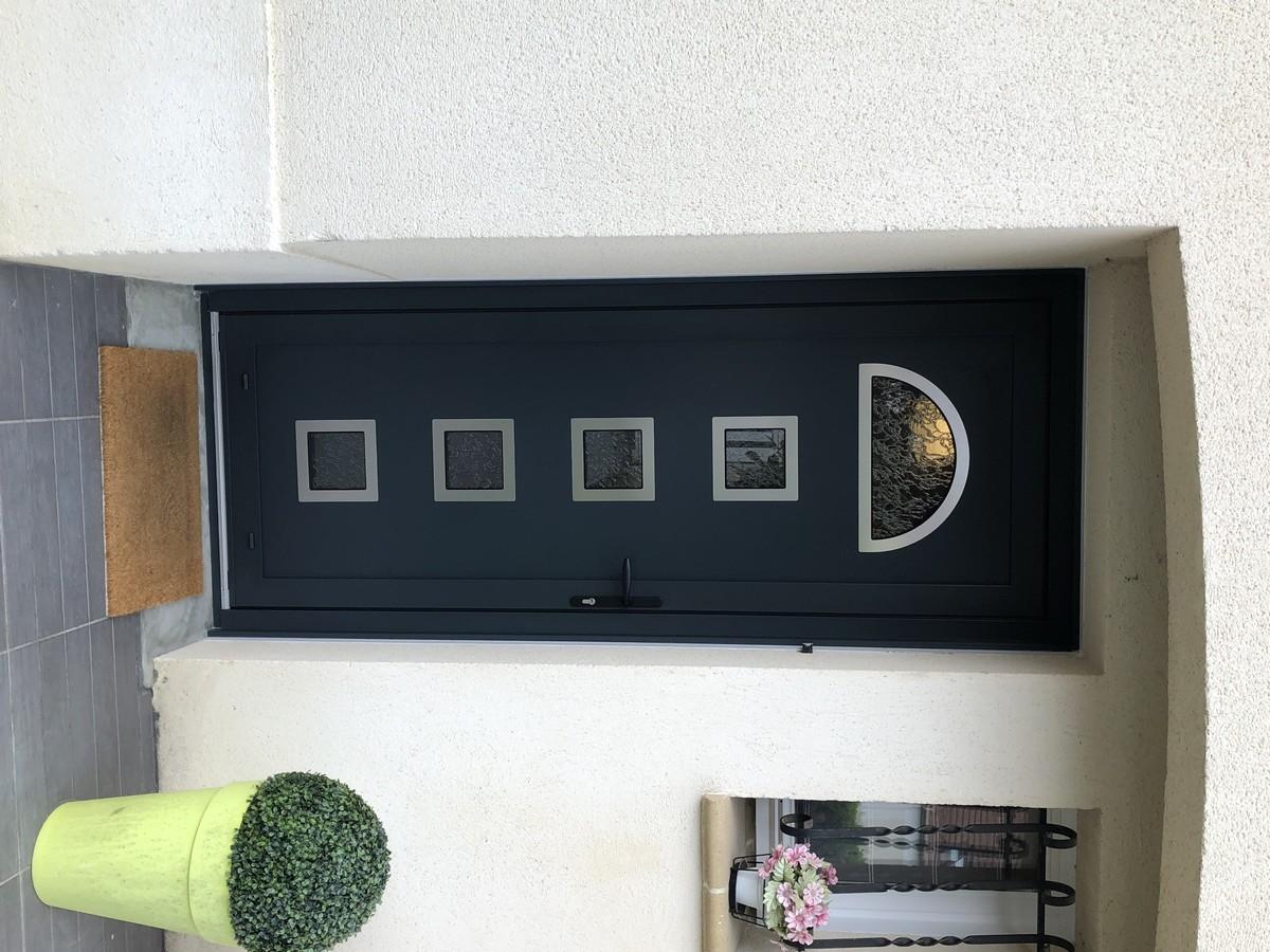Pose porte d'entrée à BEAUVAIS