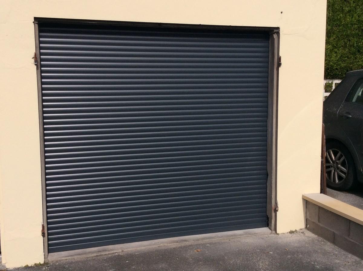 porte de garage beauvais - Baie Libre